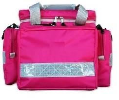 Einsatztasche Pinky - für den Profi - aus Nylon - Ideal für den Pflegedienst