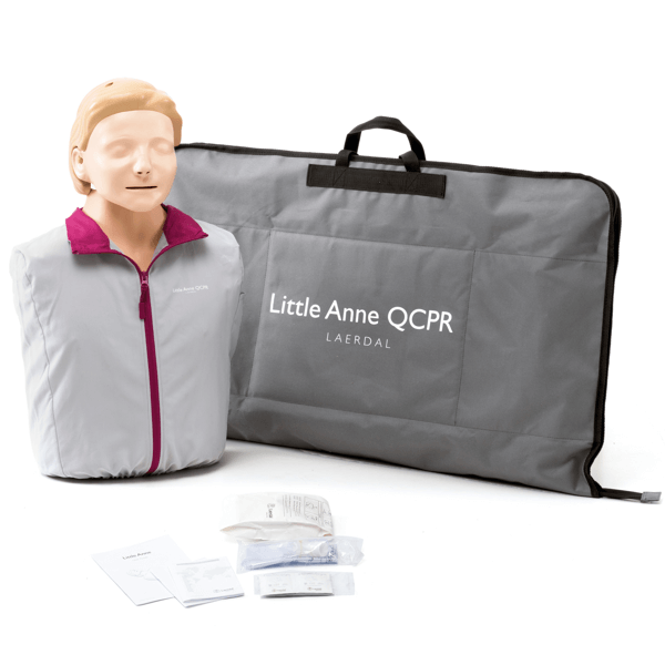 QCPR Littel Anne - Laerdal