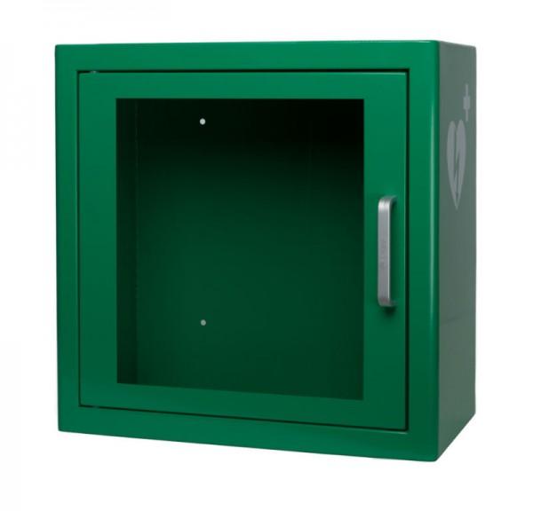AED Wandschrank - Metall Indoor Wandschrank mit Alarm