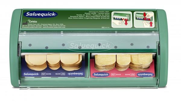 Salvequick® Pflasterspender gefüllt / ungefüllt